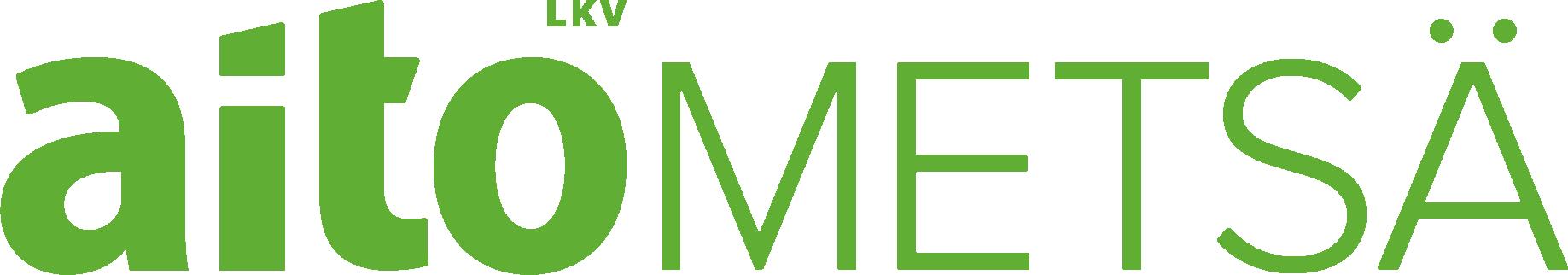 Aitometsä logo